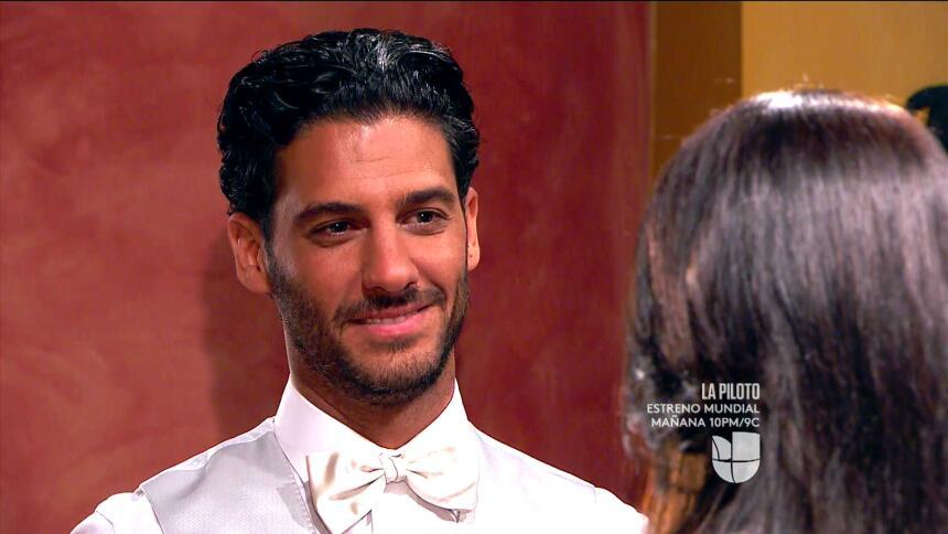 Lucía y Marcelo en el final de 'El color de la pasión' 63CE45916E194A32B...