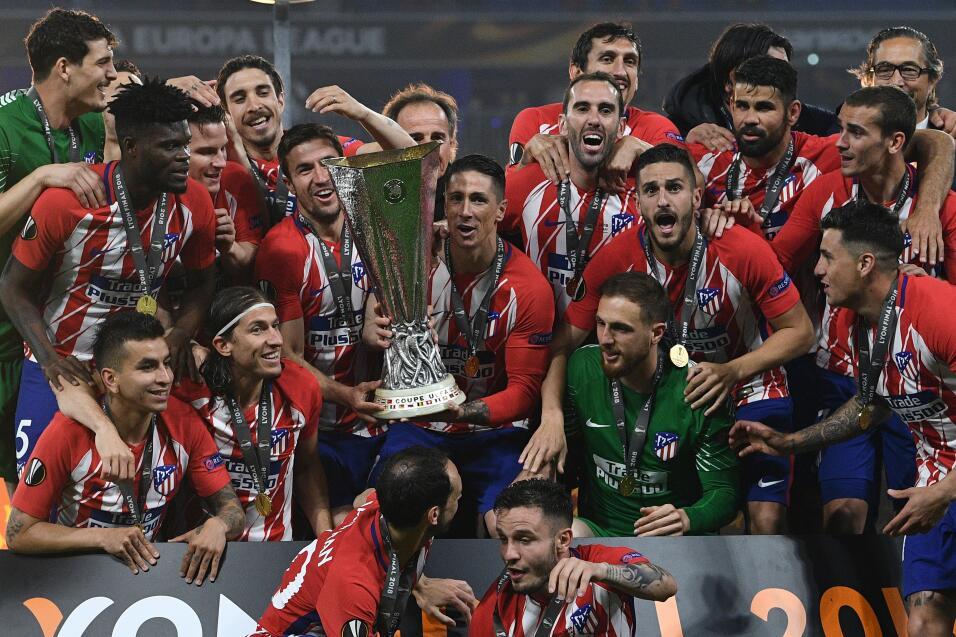 """""""He cumplido mi sueño y este título es un final fantástico"""": Torres gett..."""