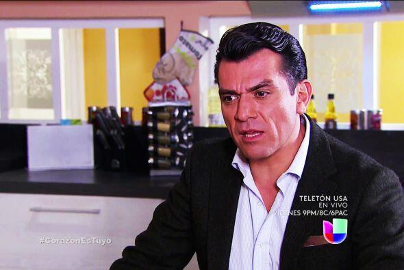 Sí Fernando, tu hija se convirtió en toda una mujer y levanta enormes su...