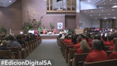 Las escuelas católicas en San Antonio dan inicio a un nuevo año escolar