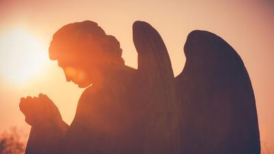 Los ángeles te ayudan a aprender a recibir