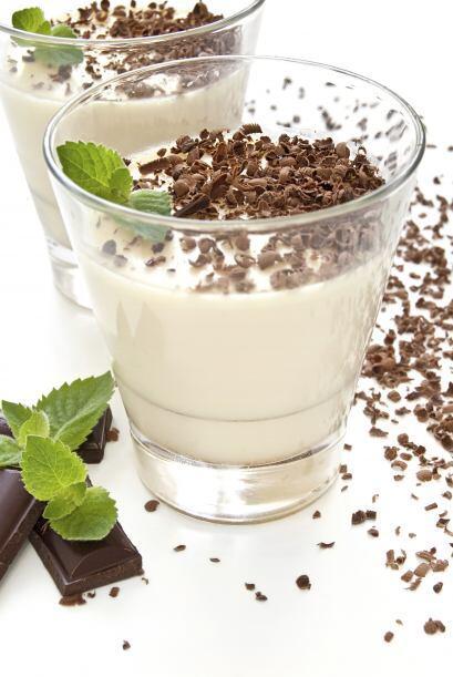 Y los expertos de Vivemejor nos recomendaron: Granita de té de menta y c...