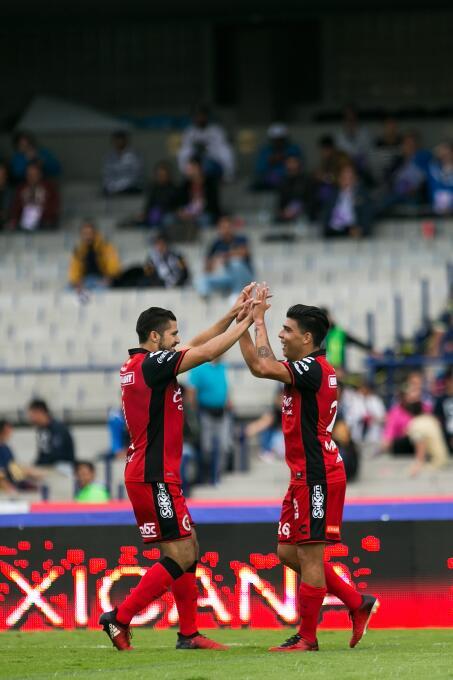 Los Pumas pierden nuevamente y se hunden en la tabla general Gol Luis An...