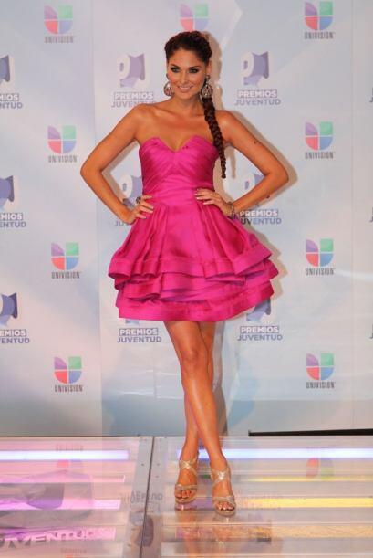 Nada más y nada menos que del concurso Nuestra Belleza Méx...