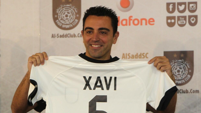 El español se dijo ilusionado y muy orgulloso de llegar al club catarí.
