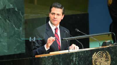 León Krauze: ¿Un presidente que no preside? GettyImages-Pena-Nieto-ONU.jpg