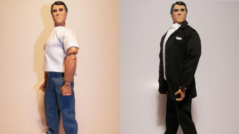El gobernador texano ya tiene su caracterización hecha juguete