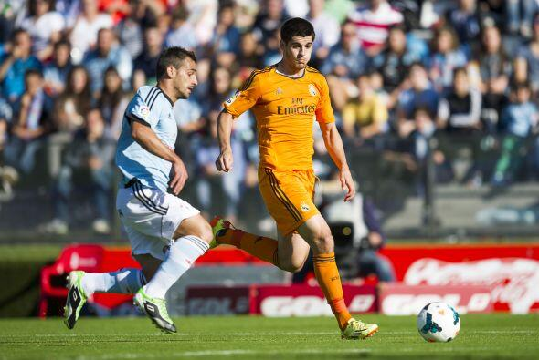 """Los movimientos del Real Madrid han hecho que el """"Chicharito"""" llegue al..."""