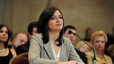 Maite Oronoz, jueza asociada del Tribunal Supremo de Puerto Rico