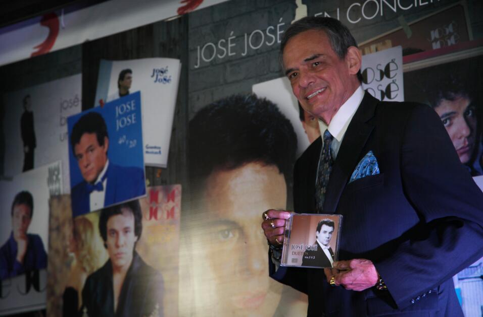 José José duetos