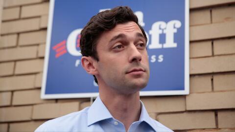 Polémica por propaganda que vincula al candidato al Congreso por Georgia...