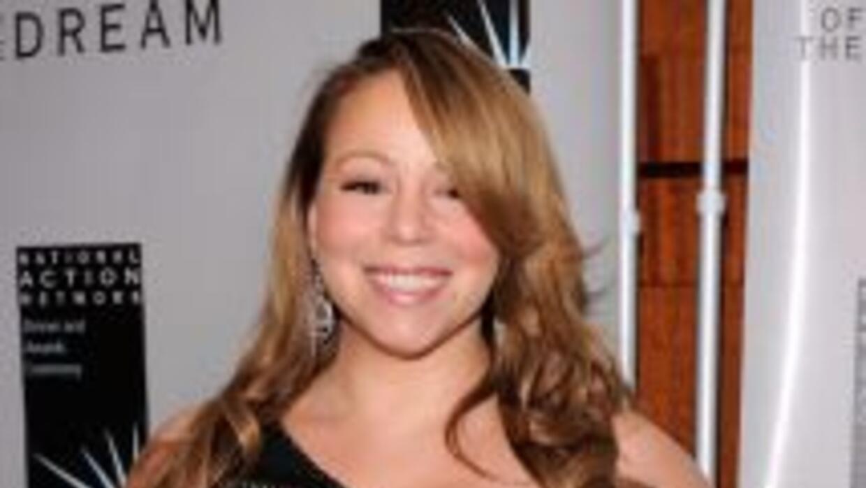 Mariah Carey dio a luz gemelos, una niña y un niño que llamó Moroccan y...