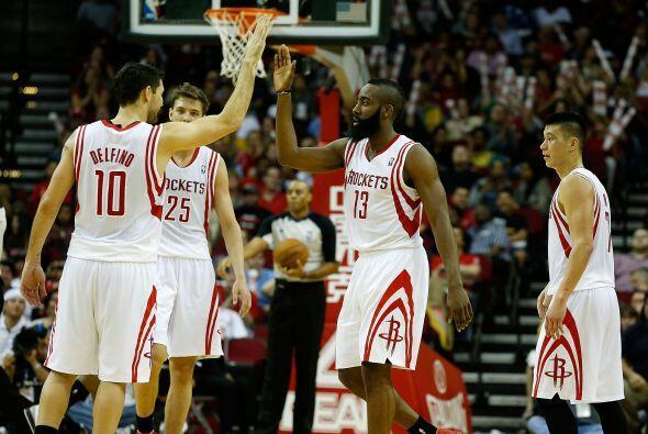 Los Houston Rockets vencieron a los Brooklyn Nets 119-106 en un partido...