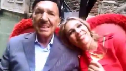 Lorena Tassinari conoció a Roberto González Barrera en un resort en Méxi...