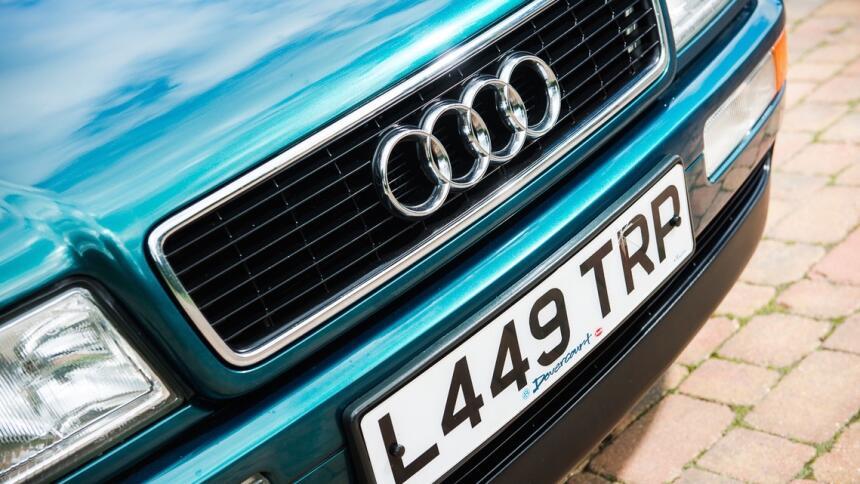 El Audi Cabriolet de la Princesa Diana en fotos image-thumb-16.jpg