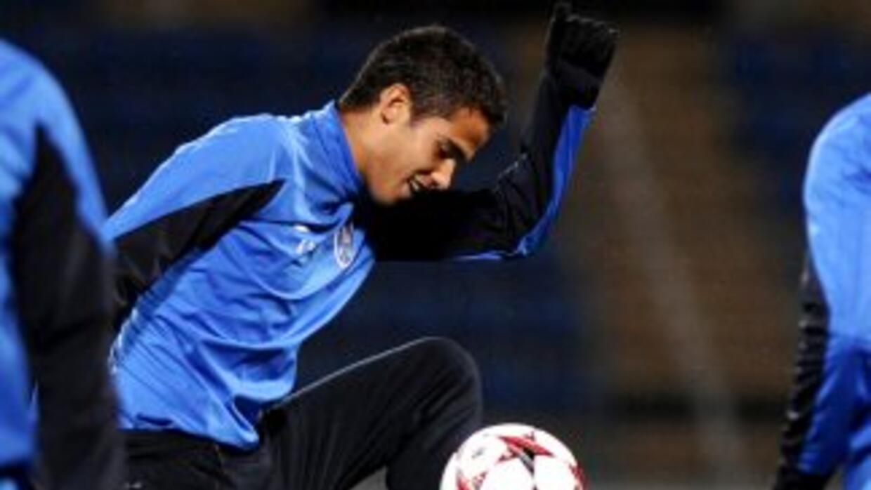 Reyes fue el mejor jugador en el triunfo del Porto ante el Académica.