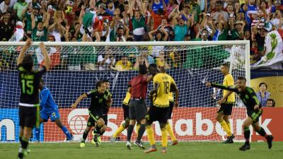 El Tri derrotó por 3-1 al combinado de Jamaica