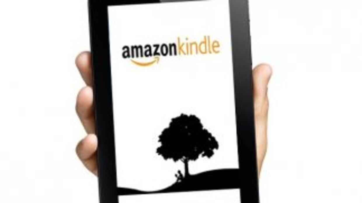 La tableta de Amazon será parecida al Kindle actual.