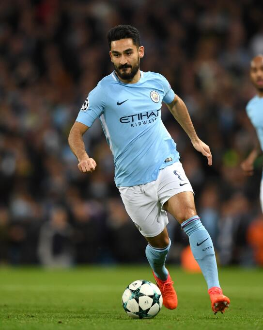 Suplente: Ilkay Gündogan (Manchester City)