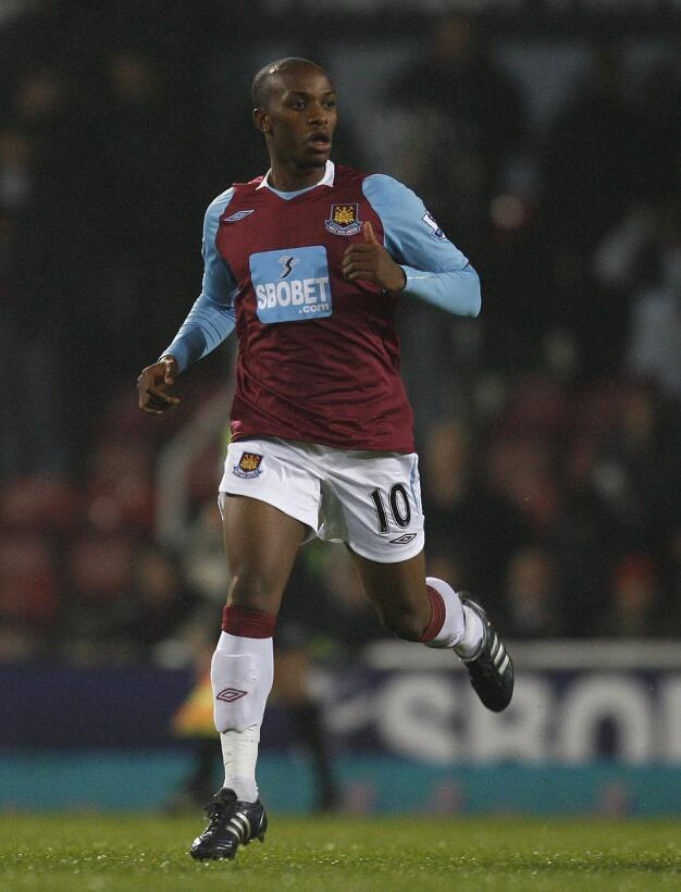 2. German Savio (Uganda) - West Ham United
