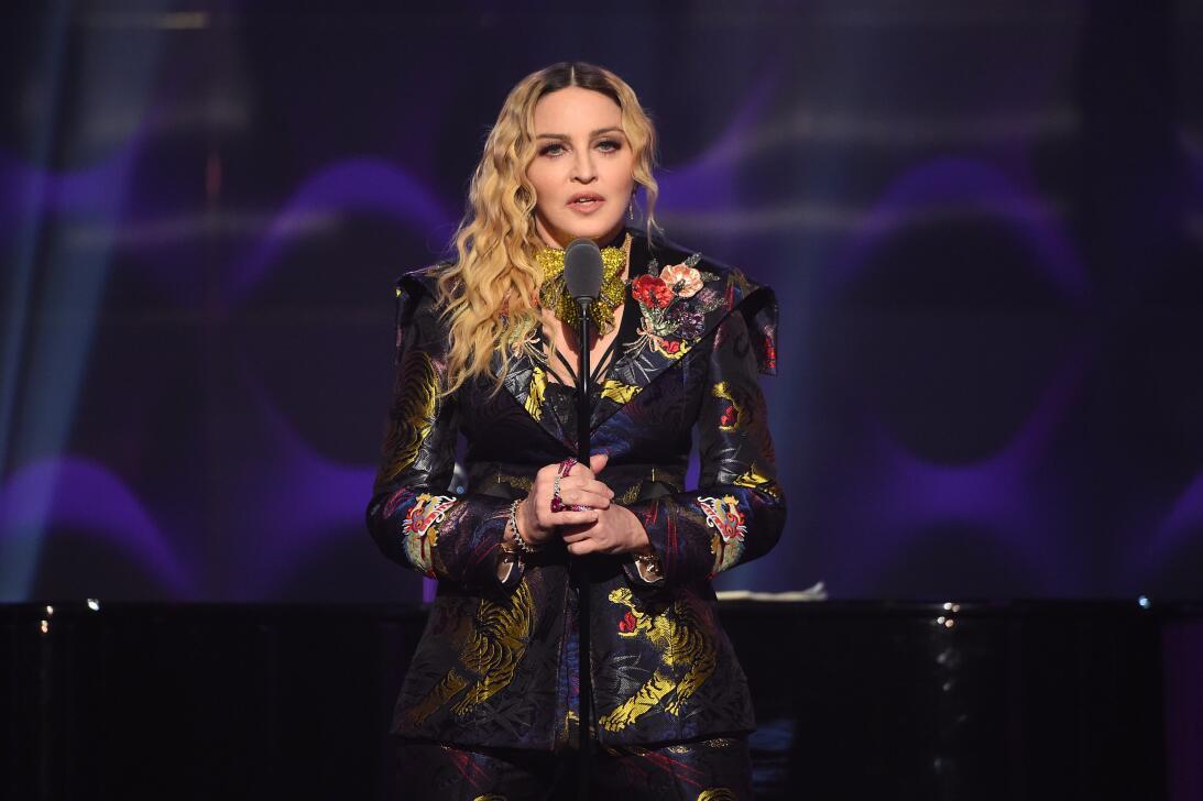 Madonna agradeció a quienes le han hecho la vida difícil, pues gracias a...
