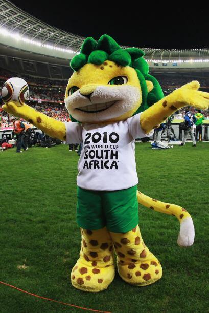 Lo que más recordamos de Sudáfrica fueron las bubucelas, a Zakumi y cómo...