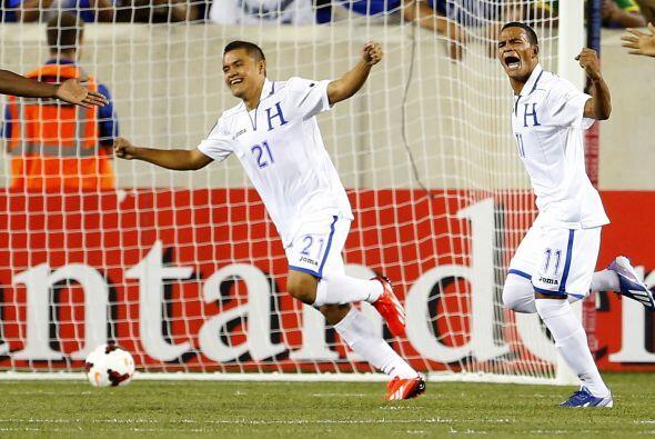 El marcador final fue 2-0 a favor de Honduras ya que al minuto 32 del co...