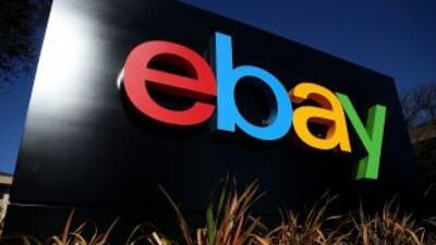 eBay, el gigante estadounidense de las ventas en línea.