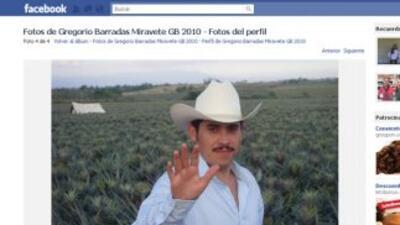 Gregorio Barradas era el alcalde electo de una población de Veracruz.