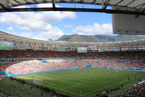 Alberto estudio en dos partidos de la primera fase del Mundial: Bélgica-...