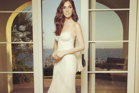 Ella misma compartió las mejores fotos de su boda en Instagram.