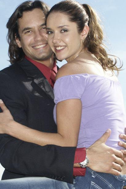 """Marlene Favela fue la """"Gata Salvaje"""" de Mario Cimarro."""