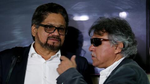 La investigación a Márquez (izquierda en la imagen) se con...