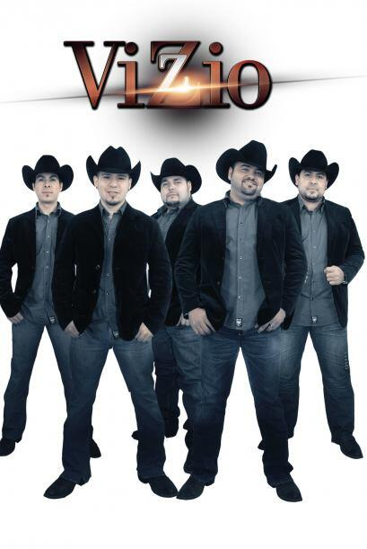 Grupo Vizzio con lo mejor de su repertorio.