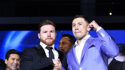 ¡Oficial! Oscar de la Hoya confirma la 'Canelo' vs. Golovkin II