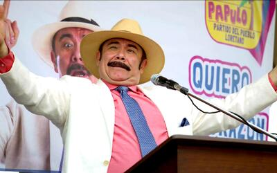 Andrés Palacios es Homero Fuentes Arce en 'El bienamado' | El bienamado...