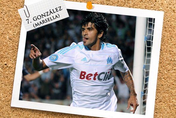 El argentino Luis González fue partícipe de la escandalosa goleada del M...
