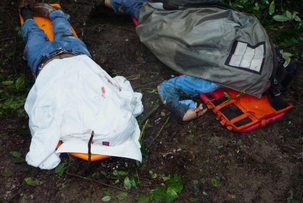 Se reportó que cinco personas murieron.