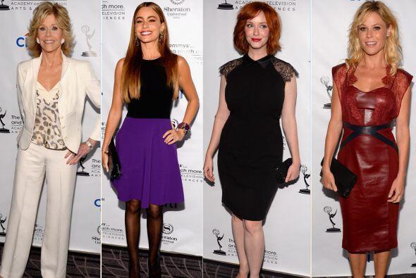 Desde Sofía Vergara hasta Jane Fonda, estas celebridades se están prepar...