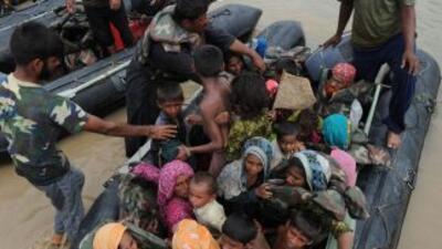 Las lluvias que azotan a Pakistán son peores que el tsunami de 2004, seg...