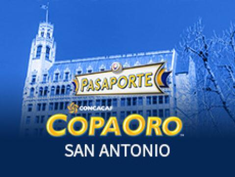 Promo Pasaporte Copa Oro San Antonio