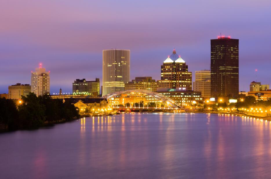 Las ciudades grandes más asequibles de Estados Unidos rochester.jpg