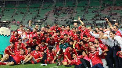 Independiente se coronó campeón de la Suruga Bank con triunfo contra Cerezo Osaka
