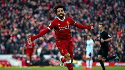 En fotos: Liverpool apabulló 4-1 a West Ham con Chicharito en los últimos minutos