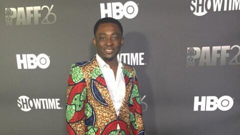 El actor Bambadjan Bamba anunció a fines de 2017 que es beneficia...
