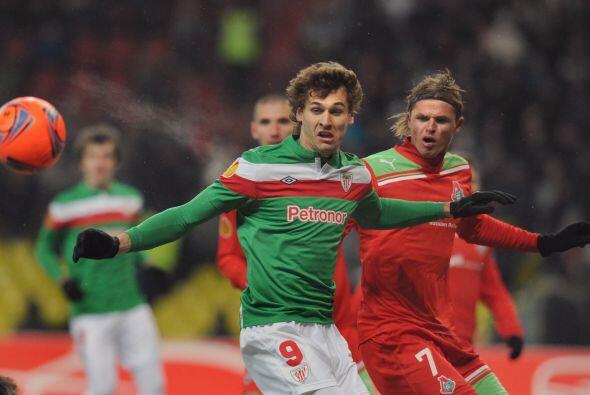 Los 'Leones' de Bilbao', un equipo  acostumbrado a jugar con gran intens...