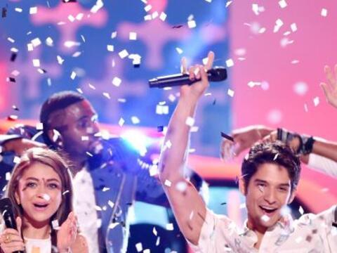 Este año los Teen Choice Awards 2014 no defraudaron con su divers...