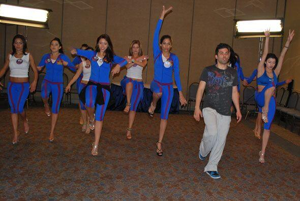 Por cuarto año consecutivo, Aníbal Marrero será el maestro de baile en NBL.