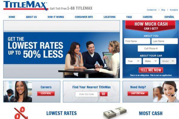 TITLEMAX- Esta empresa de servicio al cliente busca: Store manager, gere...