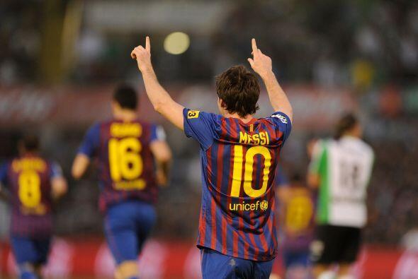 Messi está teniendo una termporada increíble.
